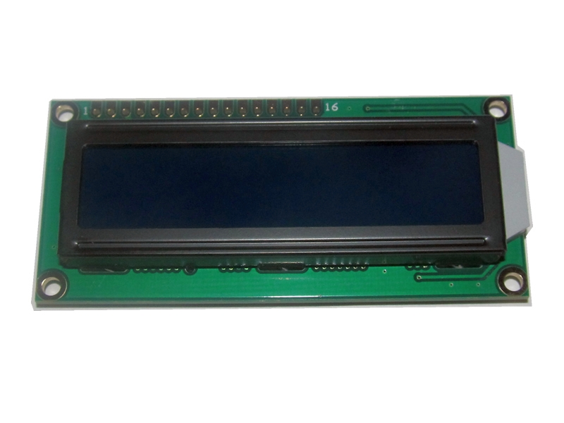 Display LCD 16X2 color azul compatible Arduino