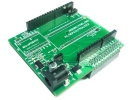 Shield interfaz Arduino Raspberry Pi