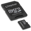 Tarjeta de Memoria SD Card 4 GB Kingston