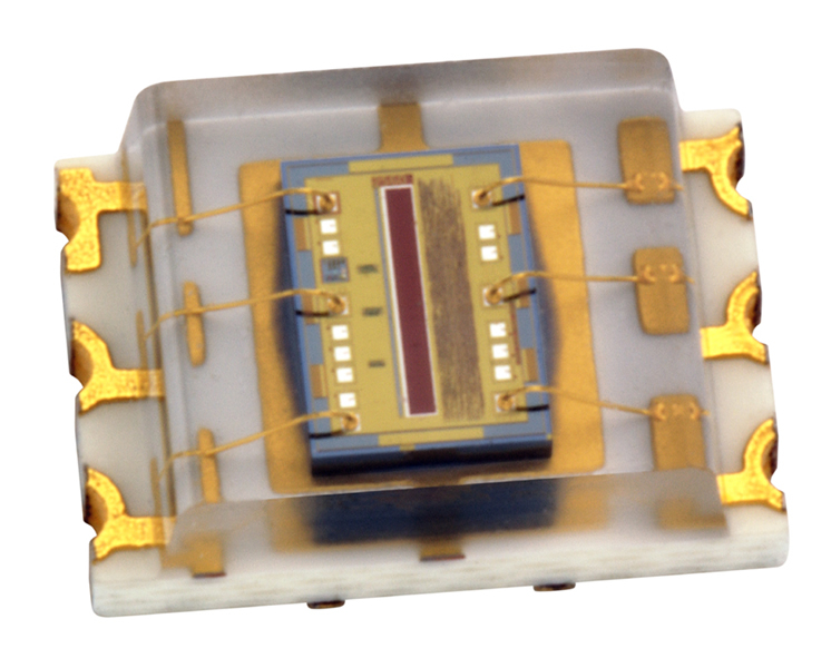 Modulo Sensor de color Digital RGB I2C