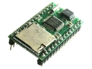 Modulo Reproductor MP3 para Arduino slot SD Card