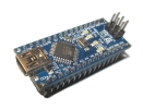Arduino Nano Version 3.0 con Atmel ATMega328 con Cable USB